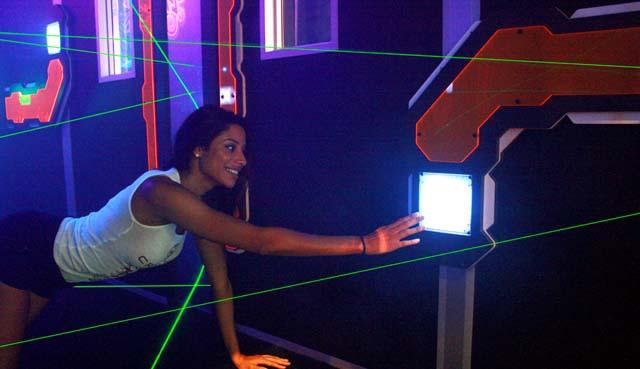 1 laser frenzy