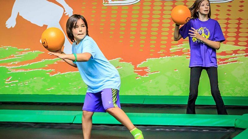 Rockin dodgeball
