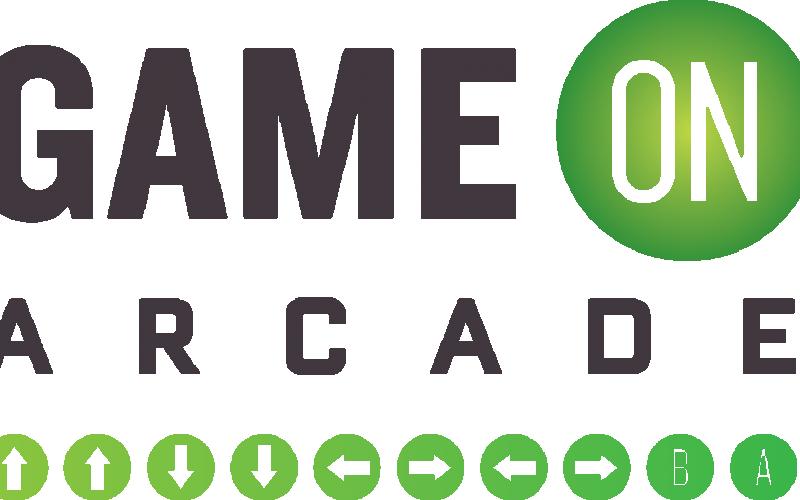 Logo - Game On Garage