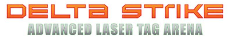Logo - Delta Strike Advanced Laser Tag